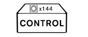 Cajas 144 Control