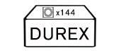 Cajas 144 Durex